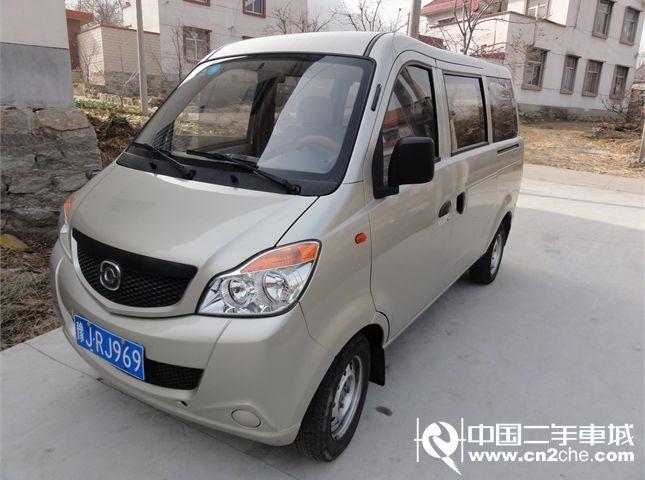 2009款二手郑州海马 福仕达 无空调 价格2.60万高清图片