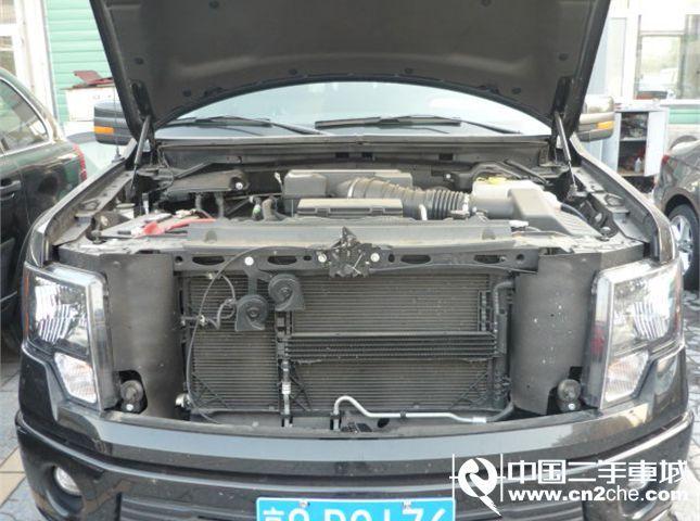 福特 F系列 2011款 F-150 福特哈雷戴维森版 6.2L 皮卡