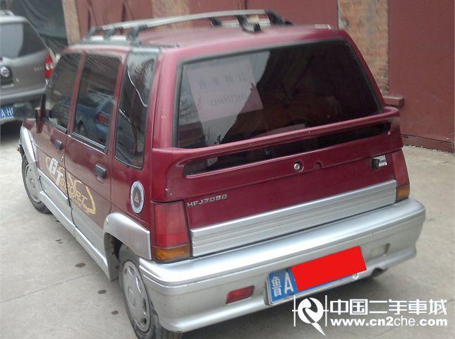 山东济南2001款哈飞 百利 HFJ7090二手车