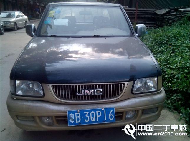 江铃 宝典 2003款 宝典柴油匹卡JX1021DSF