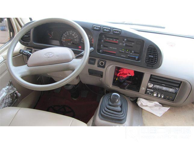 丰田 柯斯达 2007款 豪华车 (23)汽油 导航版