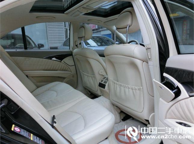 二手进口奔驰 E级 E240 价格16.8万