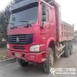 中国重汽 豪沃 自卸车 336马力 8X2 前二后八  0  1