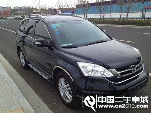 2011年9月二手东风本田CRV 价格19.68万 -2010款二手东风本田 CRV 高清图片