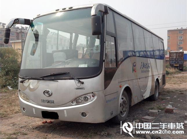 金龙 海格客车 2011款 V90 KLQ6109Q 7.8 MT 客运版 柴油版 -L/6档  天