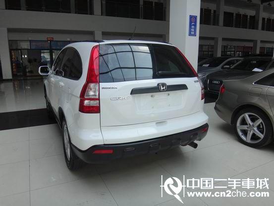2007款二手进口本田 CRV CR V 2.0L 价格14.39万高清图片