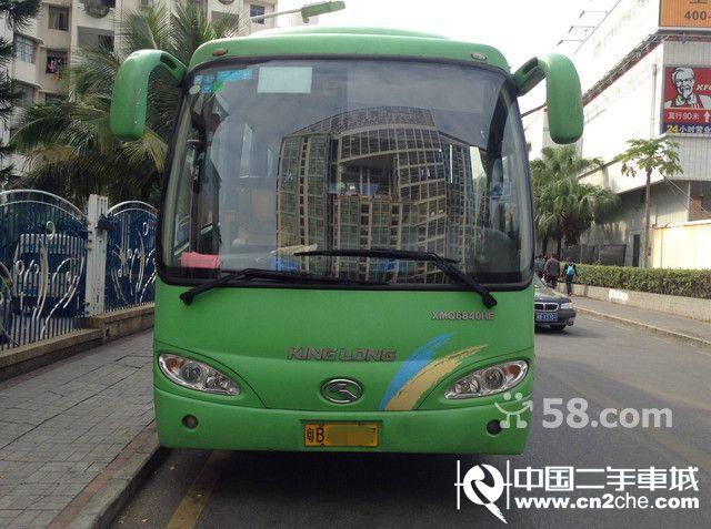 金龙 金龙  6900 载客车