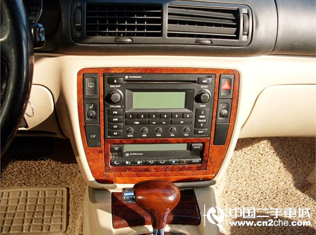 大众 帕萨特 2005款 2.8V6升级版