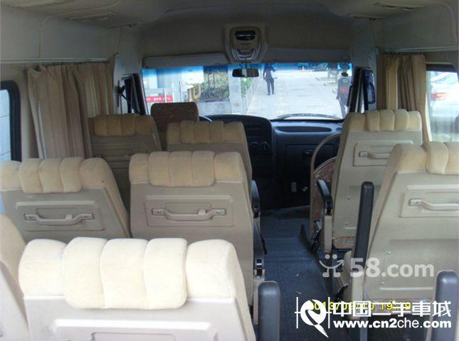 依维柯 宝迪 2011款 宝迪A36标准版 13座