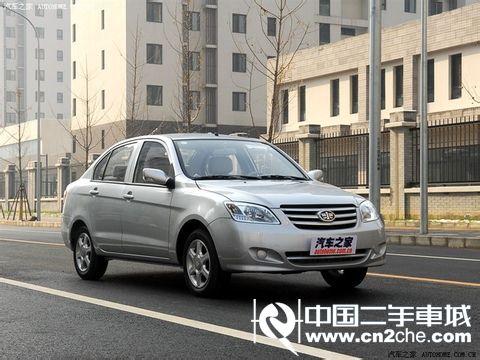 2011款二手天津一汽 夏利N5 1.3L 豪华型带气囊 价格3.50万高清图片