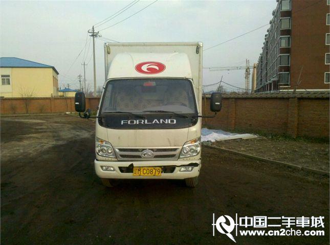 福田 风景厢货 3360
