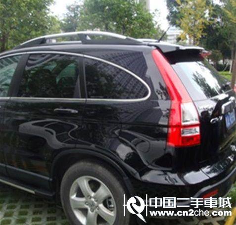 2008款二手东风本田 CRV 两驱都市版 2.0L 手动档 价格13.80万高清图片