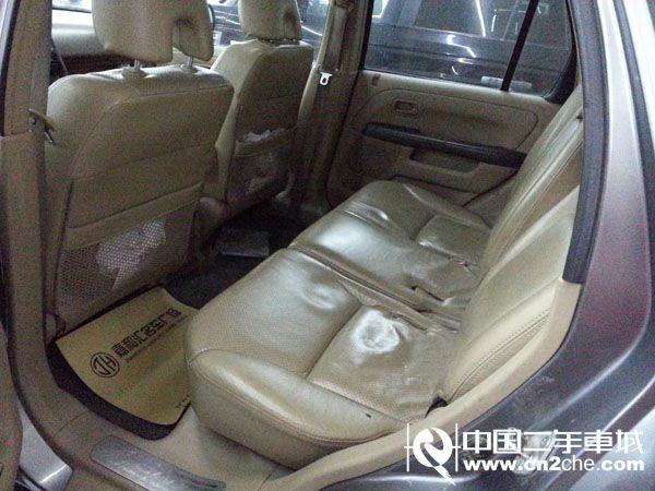 2005款二手进口本田 CRV CR V 2.4L 价格7.80万高清图片