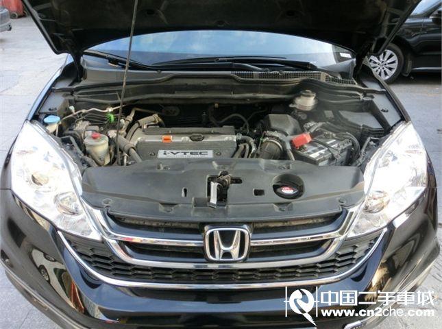 2011年3月二手东风本田CRV 价格18.30万 -2010款二手东风本田 CRV 高清图片