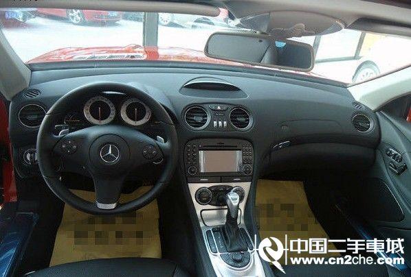 2010款二手进口奔驰 SL级 SL 300 价格68.80万高清图片