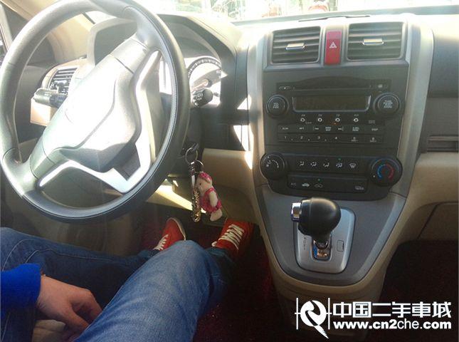 2009款二手进口本田 CRV CR V 2.0L VTEC 价格14.50万高清图片