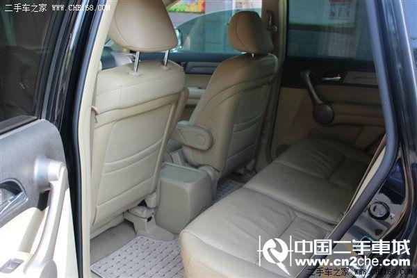 2007款二手进口本田 CRV CR V 2.4L EX 价格15.50万高清图片