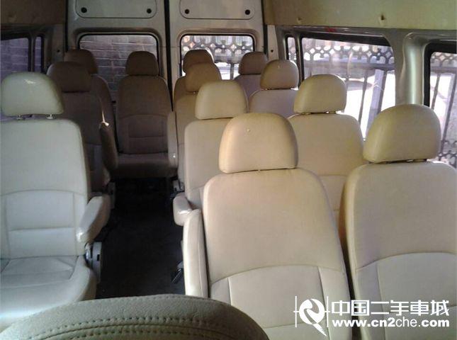 江铃 经典全顺 2010款 柴油 长轴 标准型 高顶 15座