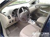 丰田 卡罗拉 2009款 GLX—i 特别纪念版 AT