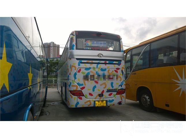 金龙 海格客车  海格  MT 柴油版 -L/5档  天窗