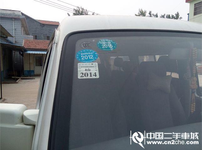 长安商用 长安星光 2012款 4500 1.3L 手动 标准型