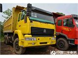 中国重汽 金王子 自卸车