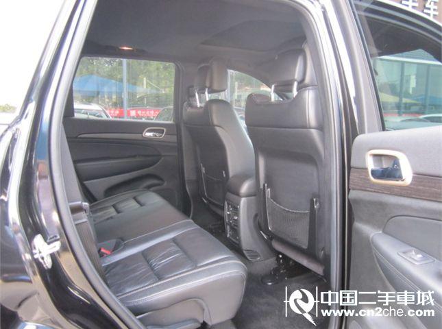 吉普 大切诺基(进口) 2012款 3.6L 豪华导航版