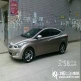 现代 朗动 2013款  1.6L 自动 尊贵型