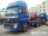 福田 欧曼  ETX 6系重卡 380马力 6X4 LNG牵引车(BJ4253SNFCB-AC)