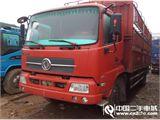 东风 天锦 载货车 中卡 180马力 4X2 前二后四  排半