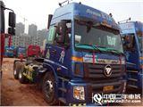 福田 欧曼 GTL 9系重卡 385马力 6X4 牵引车(BJ4259SMFKB-23)  0  1