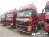 福田 欧曼  ETX 9系重卡 375马力 6X2 牵引车(重载型)(BJ4253SNFKB-3)  2182  2