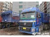 福田 欧曼  ETX 9系重卡 336马力 4X2 牵引车(轻量化)(BJ4183SLFJA-S8)  2182  1