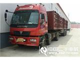 福田 欧曼  GTL 9系重卡 420马力 6X4 牵引车(BJ4259SMFKB-XB)