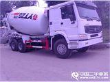中国重汽 豪沃 混凝土罐车  0  1
