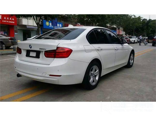 宝马 宝马3系(进口) 2013款 320I 2.0T MT
