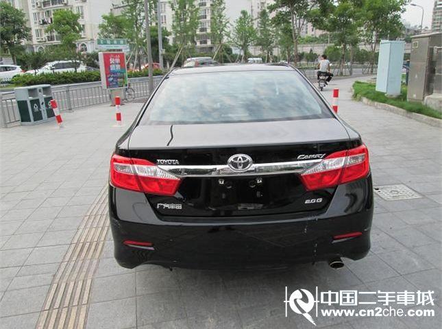 【宁波】2014款二手广汽丰田 凯美瑞 2.0g 舒适版 星耀版 价格15.98万