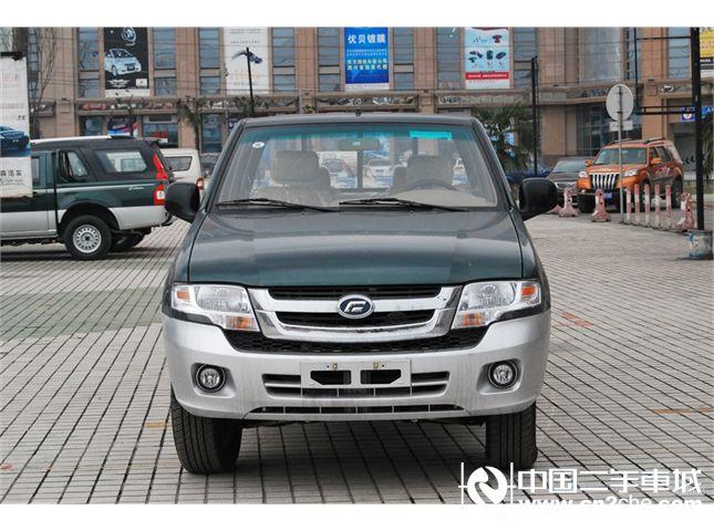 福迪 福迪小超人皮卡 2011款 2.2L NHQ1021A4 汽油 皮卡