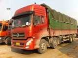 东风 天龙 载货车 重卡 290马力 8X4 前四后八  1359  1