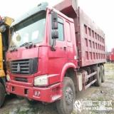 中国重汽 豪沃 自卸车 前二后八  228  2