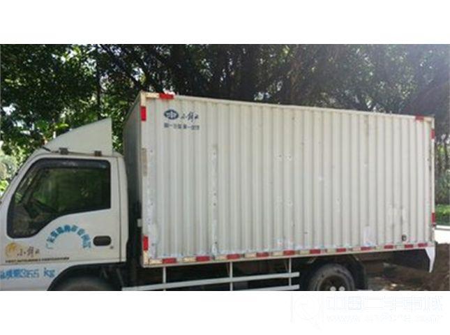 一汽解放 骏威(J5K) 载货车 中卡 140马力 4X2 前二后四