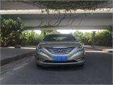 现代 索纳塔八 2013款  2.0L 自动 GLX 豪华版  542  2