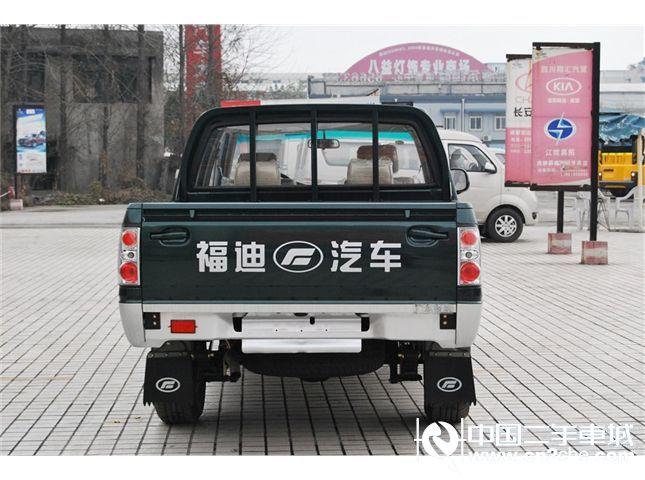 福迪 福迪小超人皮卡 2011款 2.0L NHQ1021D1 柴油 皮卡