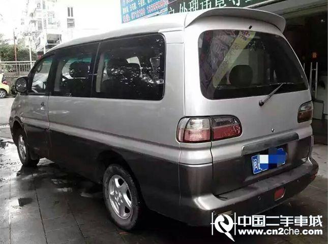 东风风行 菱智 2004款 LZ6460Q8GS—ML手动尊贵版