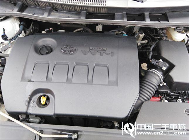 丰田 卡罗拉 2012款 1.6L GL炫装版 5MT