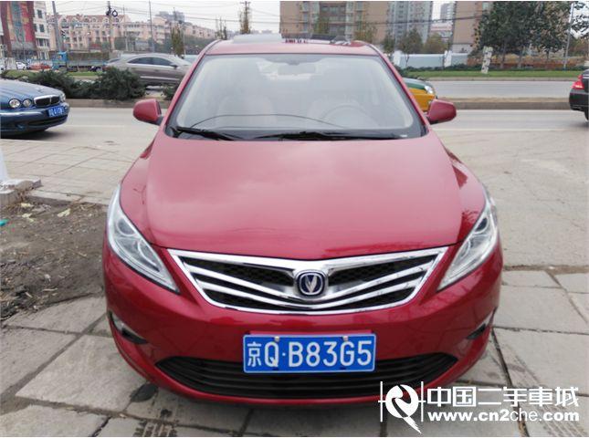 长安轿车 逸动 2012款 1.6L 手动 豪华型