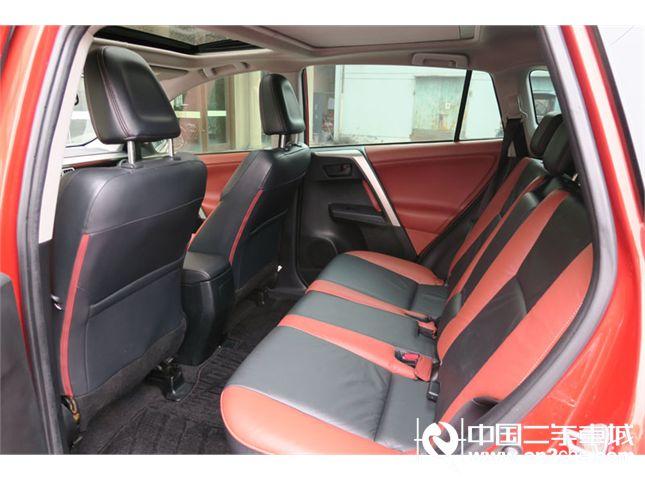丰田 RAV4 2013款 2.5L 手自一体 豪华版
