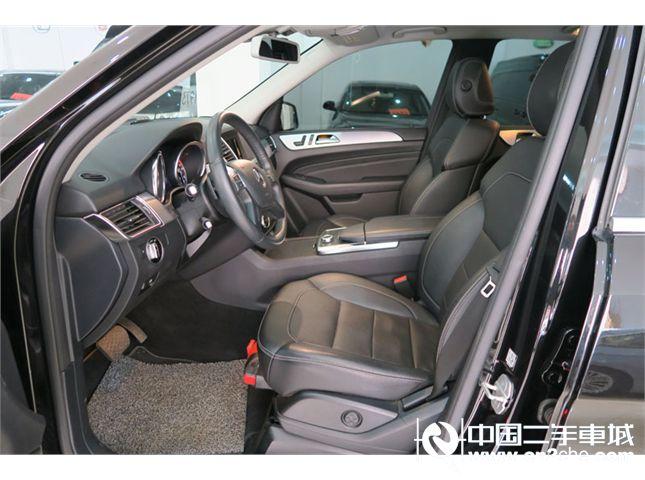 奔驰 M级 2014款 奔驰M级(进口) ML320 4MATIC