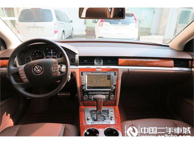大众 辉腾 2012款 3.0L 商务型 汽油版