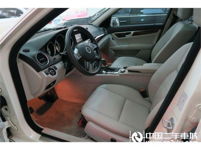 奔驰 C级 2011款 C 200 时尚型